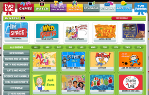tvokids homework zone games